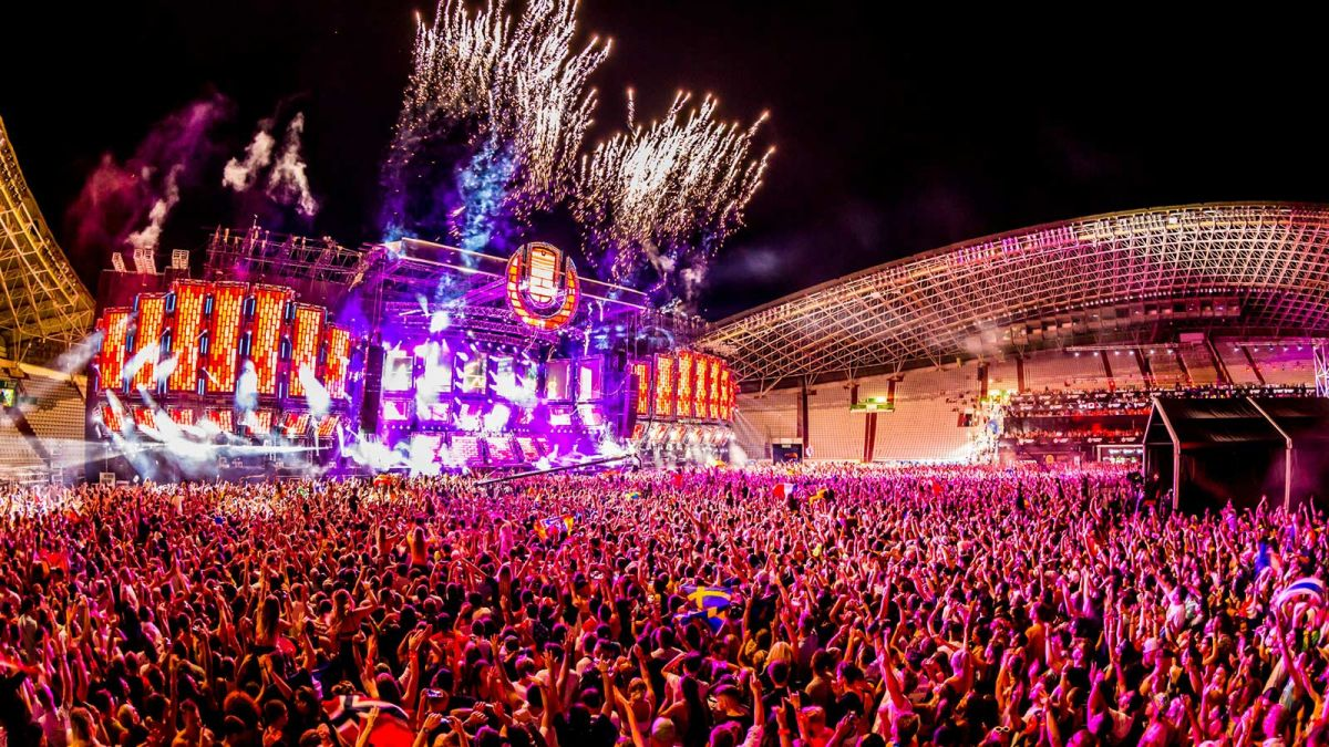 Ultra Europe Split 2019