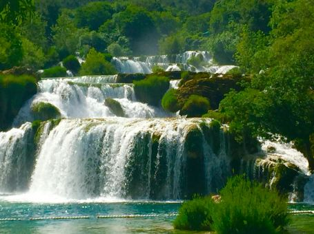 Krka Waterfalls Day Tour from Zadar – simple, comfortable and safe